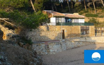 La Casa del Mar guardonada com Centre Blau per la FEE