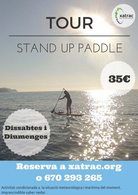 Paddle Surf (SUP) a La Casa del Mar 2016