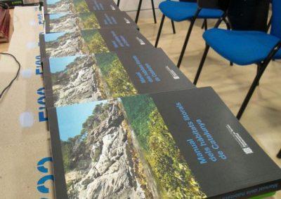 Jornades de Divulgació del Manual de la Cartografia dels Hàbitats Litorals de Catalunya