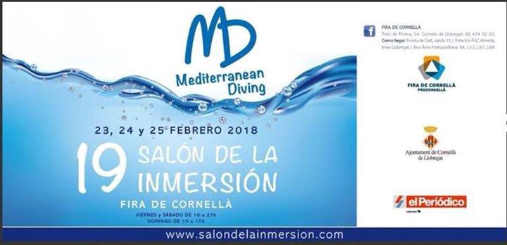 Mediterranean Diving 2018