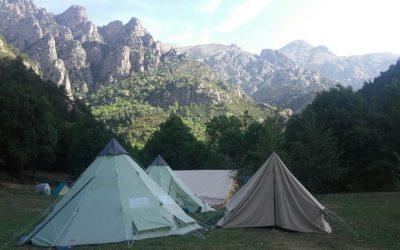 El Casal del Mar marxa d'acampada!!