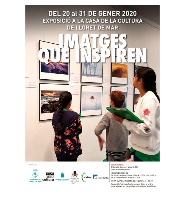 """Exposició """"Imatges que inspiren"""""""