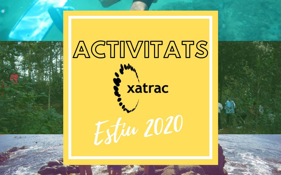 ACTIVITATS ESTIU 2020