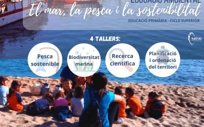 Activitat escolar: El mar, la pesca i la sostenibilitat