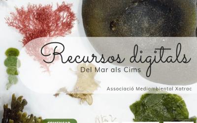 """Recursos digitals """"Del Mar als Cims"""""""